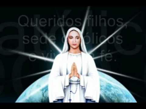 As Profecias de Nossa Senhora para o Brasil e para o mundo.