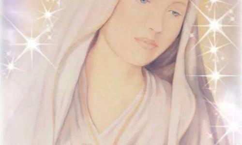 Nossa linda Mãe