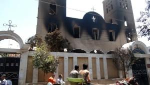 igreja-crista-copta-egito atacada
