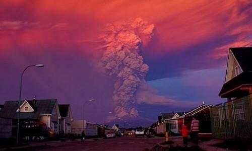vulcão chile