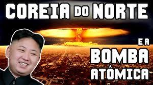 coreia bomba
