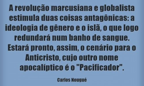 anticiristo o pacificador