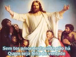 felicidade cristo