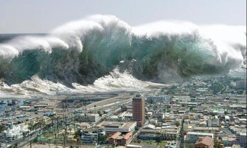 tsunami-